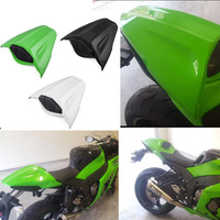 ABS PlasticRear Pillion Passenger Hard Seat Cowl Cover Section Fairing for 2010 2015 Kawasaki Ninja ZX10R 2011 2012 2013 2014