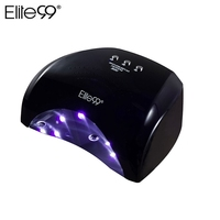 Elite99 36W LED Lamp Nail Art Dryer For Curing Nail Gel Varnish Nail Art Manicure Tool