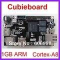 Raspberry Pi доска обновления Мини-ПК Cubieboard 1 ГБ ARM Совет По Развитию Cortex-A8 Комплект Бесплатная Доставка