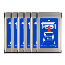 For GM Tech2 Card With 6 Software 32MB Card For GM Tech2 Diagnostic Tool for GM Tech2 32MB Memory Card Free Shipping