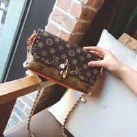 Shoulder Bag Flap Rivet Fashion women bag luxury handbags women bags designer crossbody bags for women 2019 purses and handbags