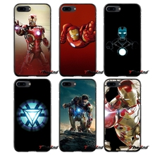 Accessories Phone Cases Covers Iron Man For LG G6 L90 V20 Nexus 5X 6P K10 Moto