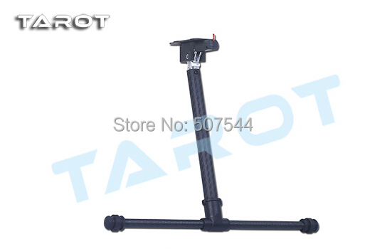 Tarot TL65B44 small electric retractable landing gear group for Tarot FY650/680/690 Free Shipping with Tracking mb barbell мв 2 31 gray
