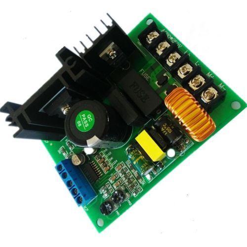 NOUVEAU PWM 110 v 220 v DC permanent moteur d'excitation gouverneur carte contrôleur
