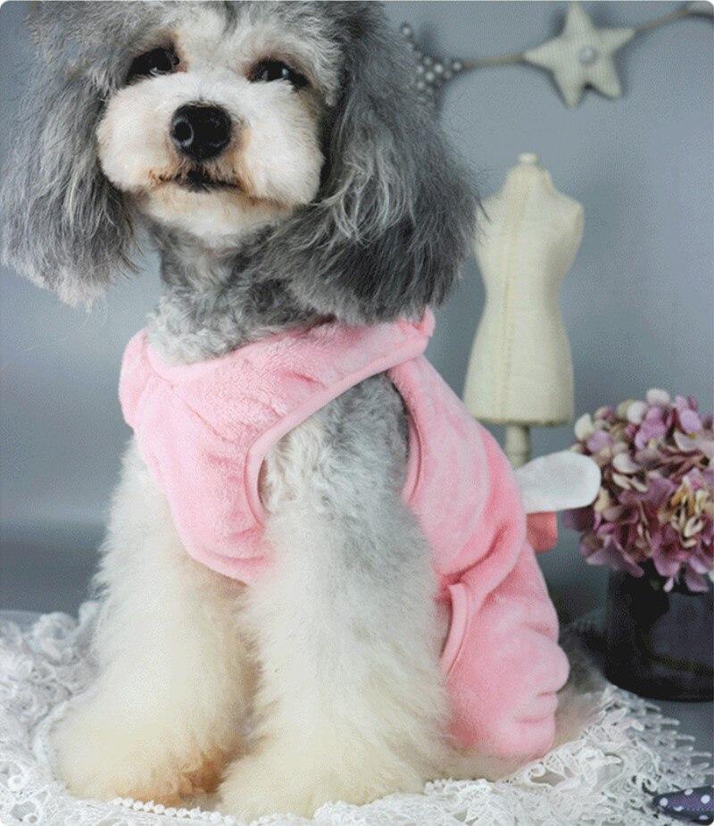 cute dog jumpsuit winter (8)