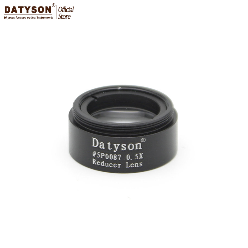 0.5X Focal Reducer Lens for Any M28x0.6 1.25