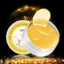 60pcs Eye Mask Anti Wrinkle Crystal Collagen Eye Patches Sleeping Eye Care Dark Circles Remove Eye Mask Gel Anti-Aging Skin Care efero 60pcs bottle gold gel mask collagen eye mask anti wrinkle sleeping eye patch dark circles eye bags remover eye care