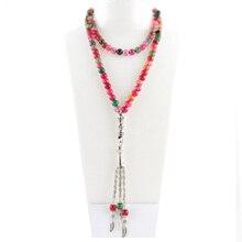 100% натуральные браслеты из березы и агата, молитвенные браслеты, исламское ожерелье из Розария Аллах и агата, 99 бусин, 6 8 мм, бесплатная доставка