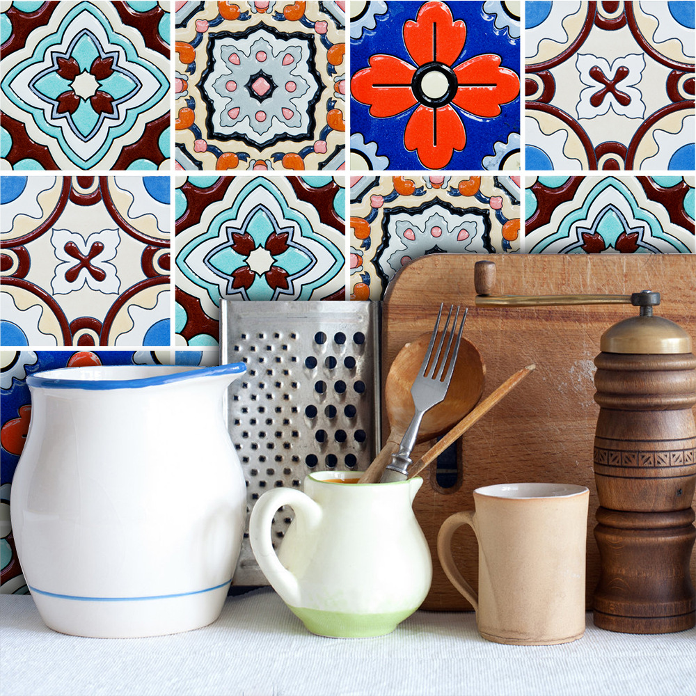 Turkish Home Decor: Funlife Cafe Bathroom Home Decor Wall Stickers Creative