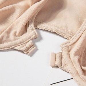 Image 4 - Для женщин, Мягкий Бесшовный Бюстгальтер на косточках спереди близко бюстгальтер борцовка размера плюс; Большие размеры 32 42, B, C, D, DD, E, F