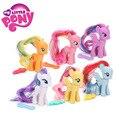 6pcs My Little Pony Toys Rainbow Power Rainbow Dash Pinkie Pie Lyra Heartstring Rarity PVC Action Figure Collectible Model Dolls