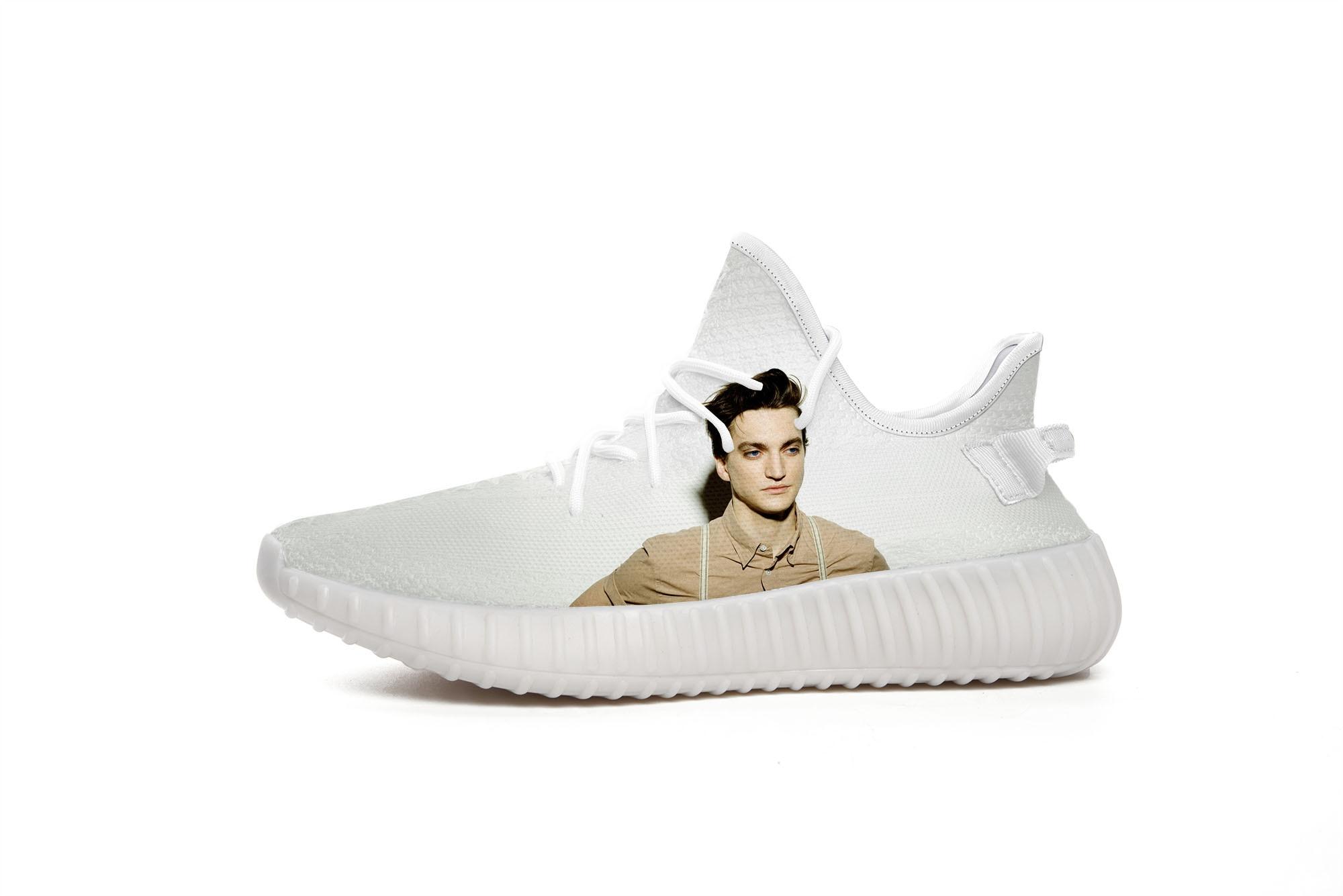 Richard Harmon 2019 mode chaude 3D chaussures décontractées pour hommes/femmes haute qualité impression 3D Richard Harmon baskets
