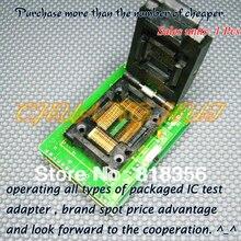 Компания Toshiba BM11163 программист адаптер PC-РТЦ-505А ПМ-RTC005-366A IC51-0644-692 QFP64 адаптер/гнездо IC/ИК тест гнездо
