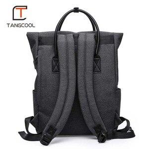 Image 3 - Мужской многофункциональный рюкзак для ноутбука 15 дюймов с USB зарядкой