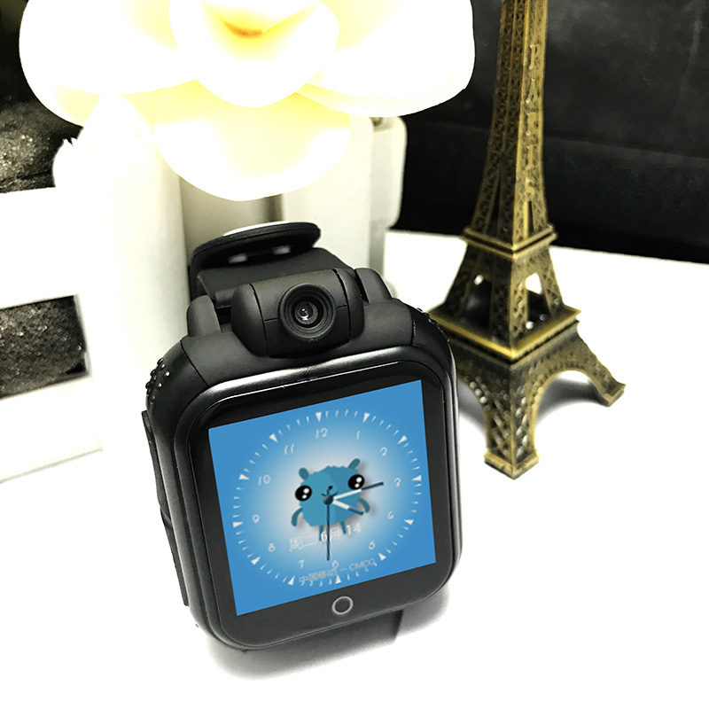 Lemado 2017 best Q730 3G Network GPS Watch Touch Screen WIFI Positioning Smart Watch Children SOS Call Location Finder Device wireless service call bell system popular in restaurant ce passed 433 92mhz full equipment watch pager 1 watch 7 call button