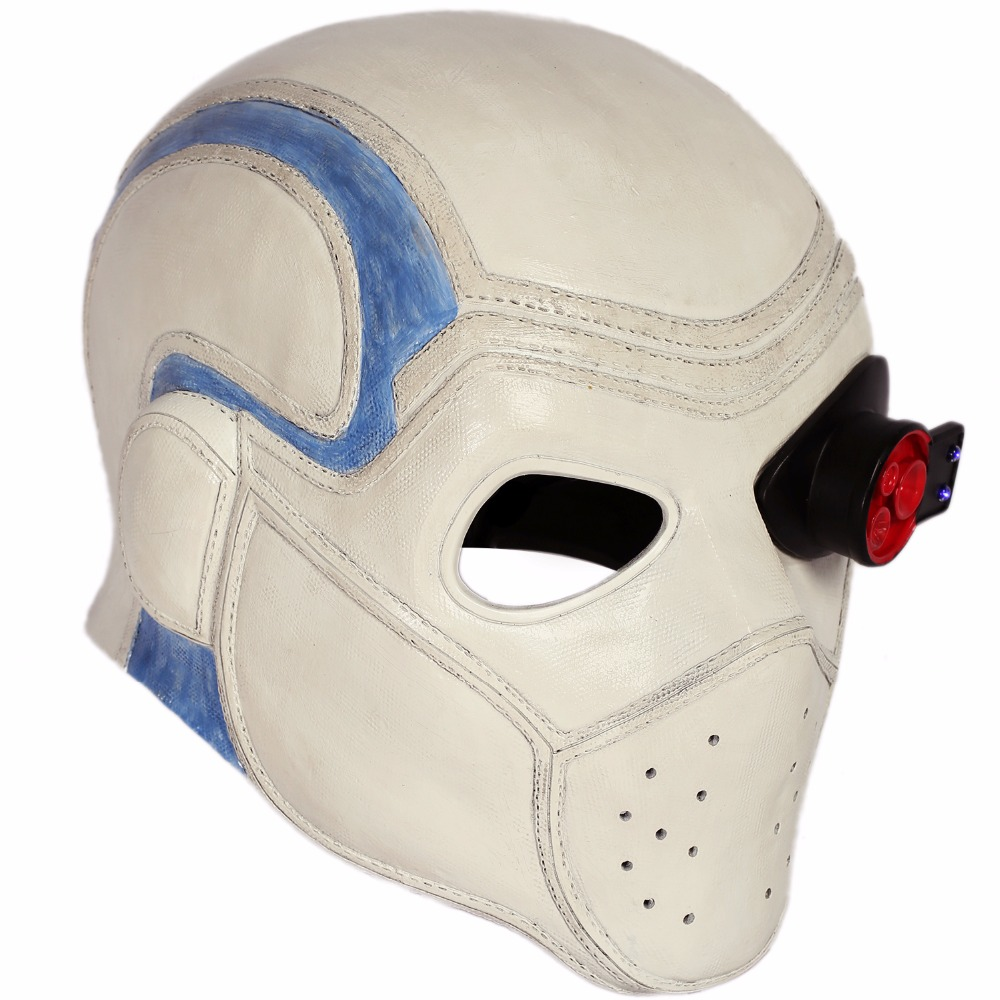 Aliexpress.com : Buy XCOSER Suicide Squad Deadshot Helmet Full ...