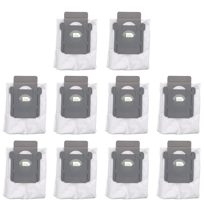 3/5/10 vacuum cleaner sacchetto di polvere di ricambio irobot roomba i7 i7 + più E5 E6 robot collettore di polveri...