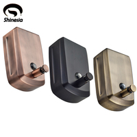 Solid Brass Bathroom Liquid Soap Dispenser