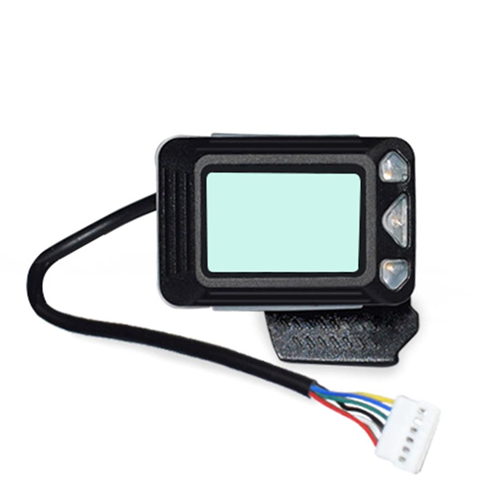 Image 4 - 24V 250W Electric Scooter Controller Brushless Motor with Waterproof LCD Display for Electric Bicycle Scooter Parts Accessories-in Scooter Parts & Accessories from Sports & Entertainment