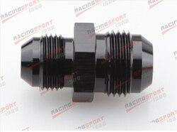 AN 6 (AN6) do 4 (AN4) prosto reduktor Adapter Adapter montażu czarny w Dopływ i oczyszczanie paliwa od Samochody i motocykle na