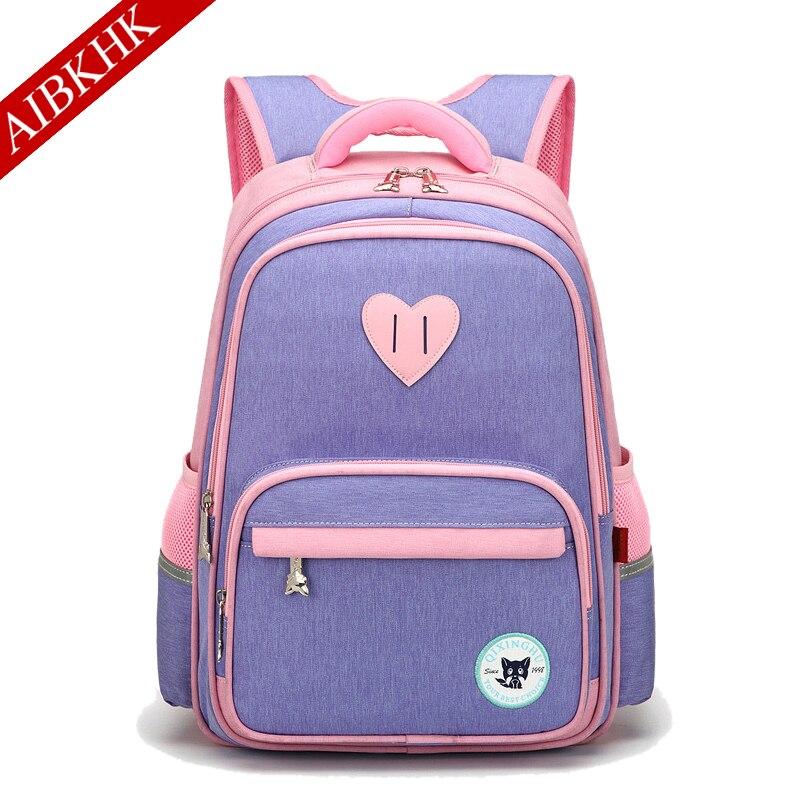 Big Capacity Waterproof School Bags For Teenagers Boys Girls Backpack School Bag Children Kids Book Bag Mochila Girls Bag