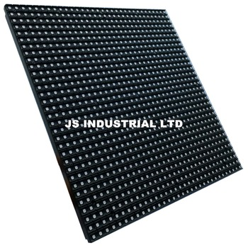 P6 Outdoor Front Maintain SMD Full Color Led Panel Display Module - 192*192mm - high brightness, high quality, high performance p3 indoor smd 3in1 full color led panel display module 1 32 scan 192 192mm without mask high quality