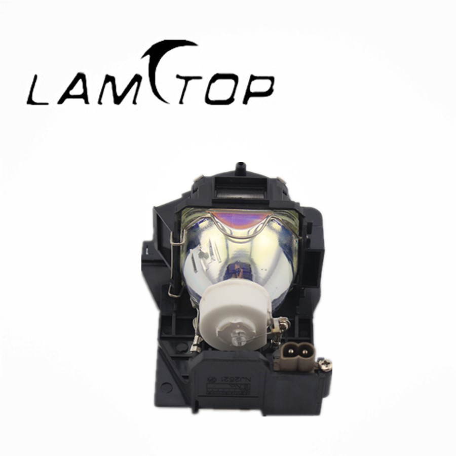 Free shipping  LAMTOP compatible lamp with housing/cage   DT00893  for  ED-A10/ED-A101/ED-A111 lamtop original lamp with housing cage dt01022 for ed x24