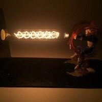 Dragon Ball Z Super Saiyan Vegeta Vs Son Goku LED Light Toy Dragon Ball LED Lamp Figure Jouet Display Model Toys Children Gift