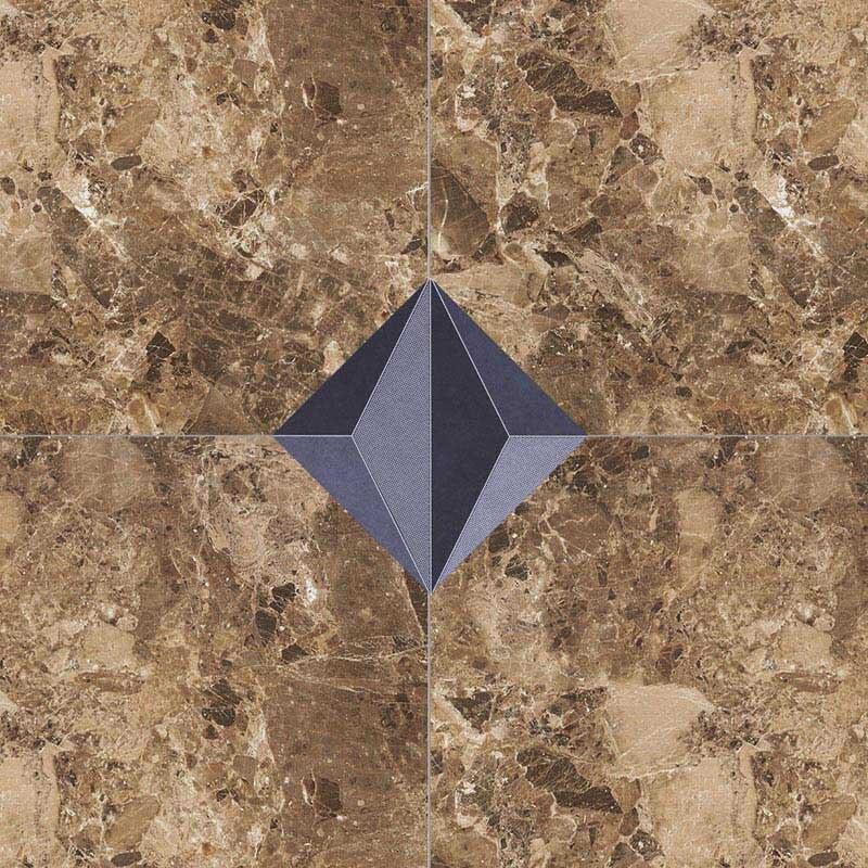 10 Pcsset Self Adhesive Tiles Art Diagonal 3d Floor Stickers