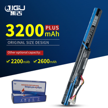 JIGUแบตเตอรี่แล็ปท็อปสำหรับLENOVOสำหรับIdeaPad Z400 Z400S Z400A Z400T Z510 Z510A Z500 Z500A L12S4K01 L12L4K01