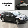 Opinión Posterior del coche Reverso de La Cámara/de Estacionamiento Para Dodge calibre 2007 ~ 2012 CCD HD RCA NTST PAL/Luz de la Matrícula del OEM