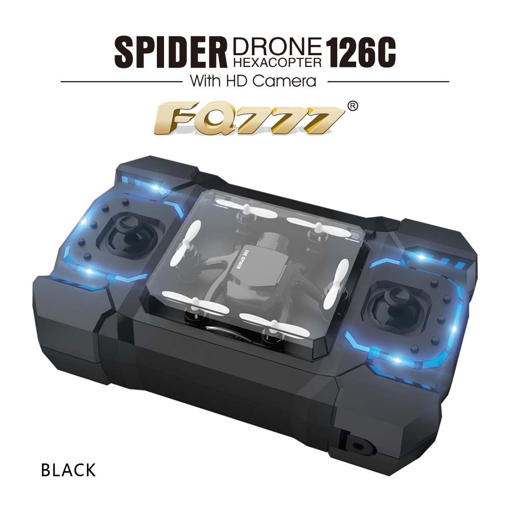 Image 2 - Drone Four Axis Vehicle Six Axis Integral Aircraft Left and Right Hand Throttle Dual Mode with Camera-in RC Helicopters from Toys & Hobbies