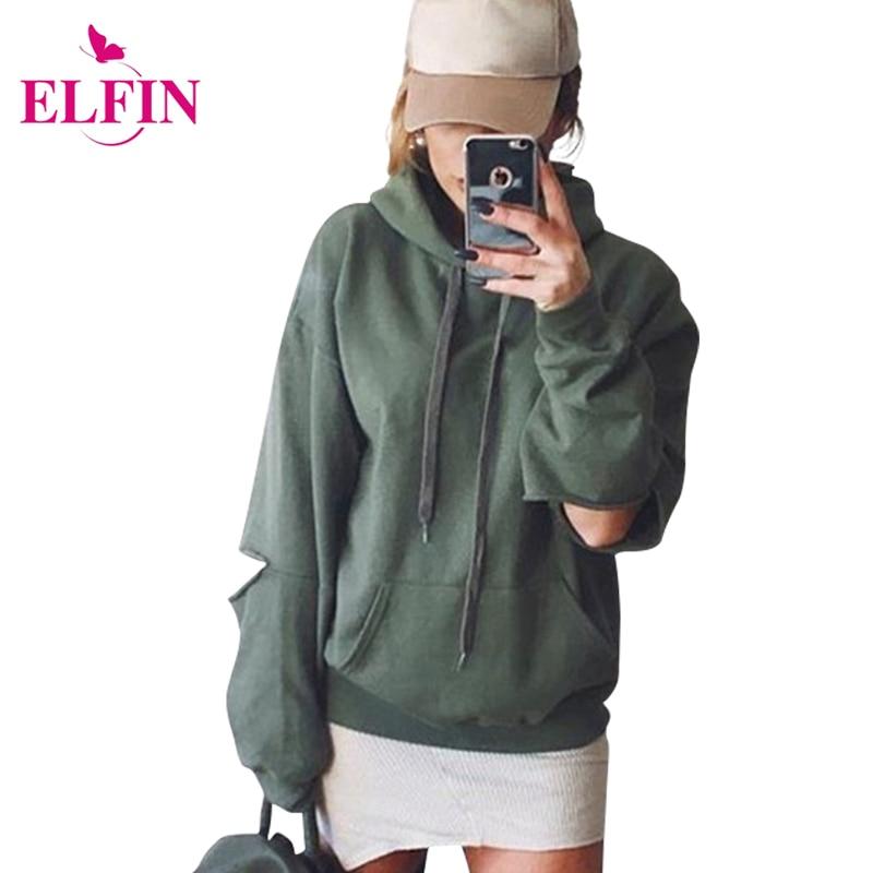 Hoodies Women Long Sleeve Pullover Harajuku Sweatshirt Women Hoodies Casual Sweatshirts Tracksuit Solid Women Clothes LJ5382R