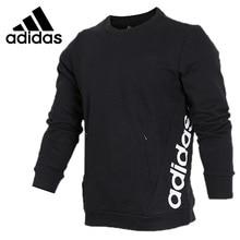 Original New Arrival Adidas NEO LABEL SWT FT LOGO Men's Pullover Jerseys Sportswear