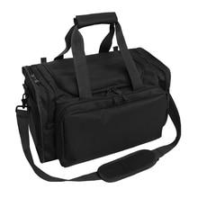 Тактический нейлоновый чехол для стрельбы, сумка на плечо, дорожные сумки, многофункциональные тактические сумки для улицы, военная сумка