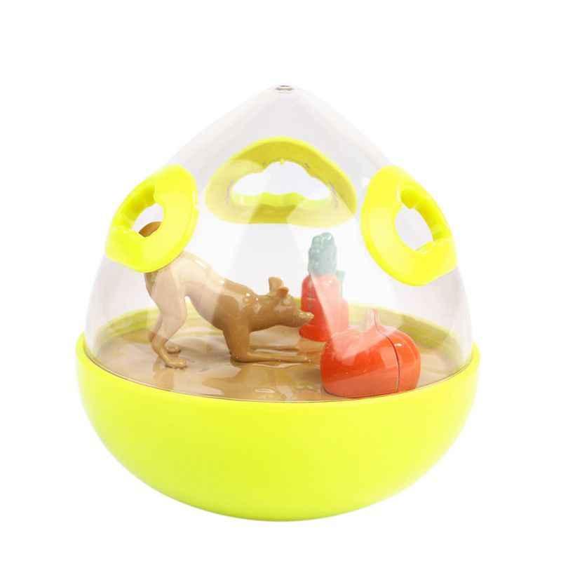 犬のおもちゃ IQ タンブラー食品ボールおもちゃスマート食品犬ディスペンサー犬猫用演奏トレーニングペット供給