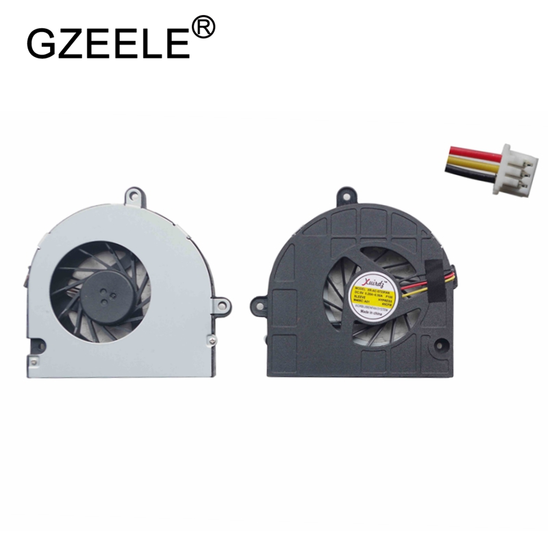 цена GZEELE new laptop cpu Cooling fan for Acer Aspire 5742 5253 5253G 5336 5741 5551 5733 5733Z 5736 5736G 5333 5742G 5742Z 5742ZG