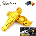 Motorcycle Aluminum Foot Pegs For Tmax 530 2012-2014 2015 Tmax 500 2004-2008 Accessori terminali Free shipping