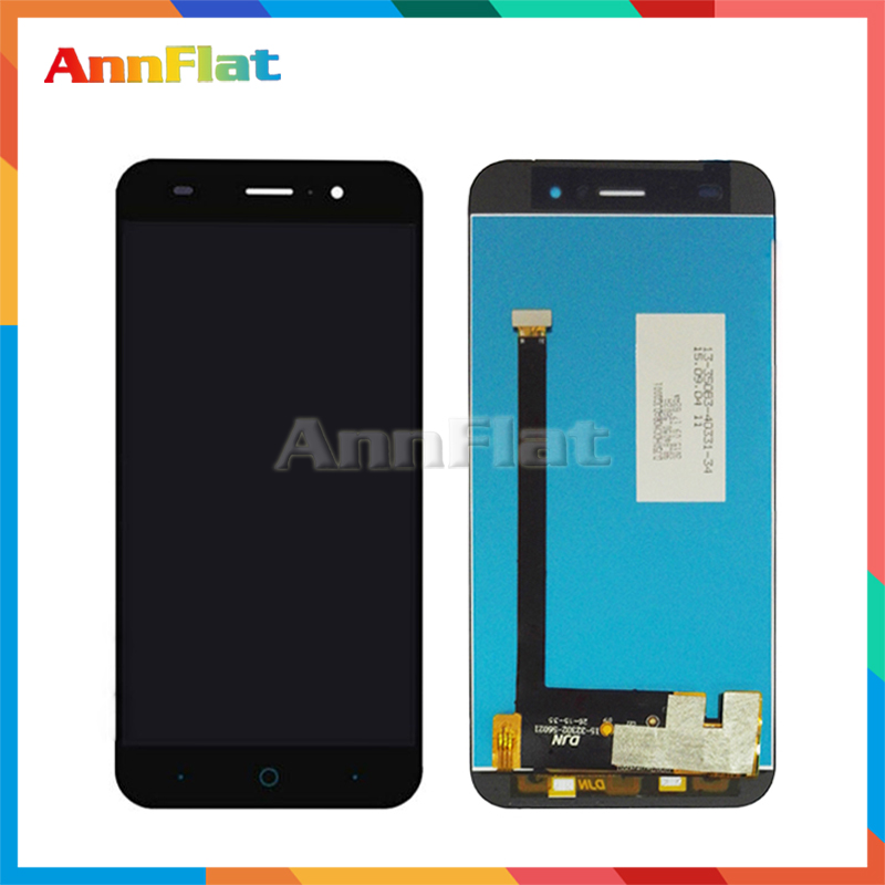 high quality For <font><b>ZTE</b></font> Blade X7 Z7 V6 D6 <font><b>T660</b></font> T663 LCD Display Screen With Touch Screen Digitizer Assembly Free shipping image