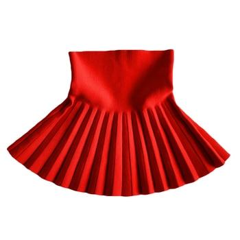 Baby Girl's Casual Pleated Mini Skirt 3