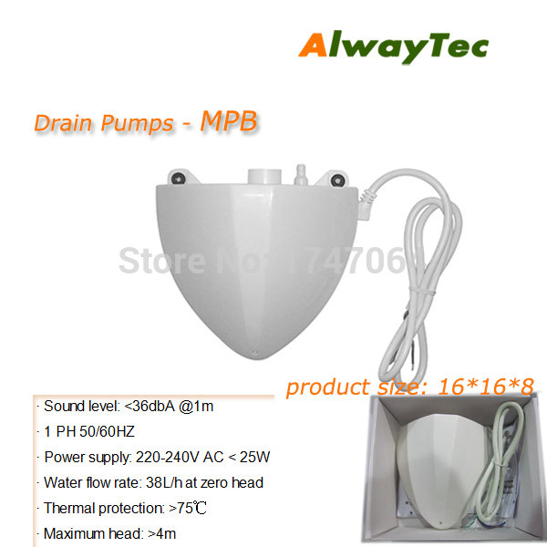 Free shipping high quality condensate pump for air conditioner air conditioning pump air conditioner part