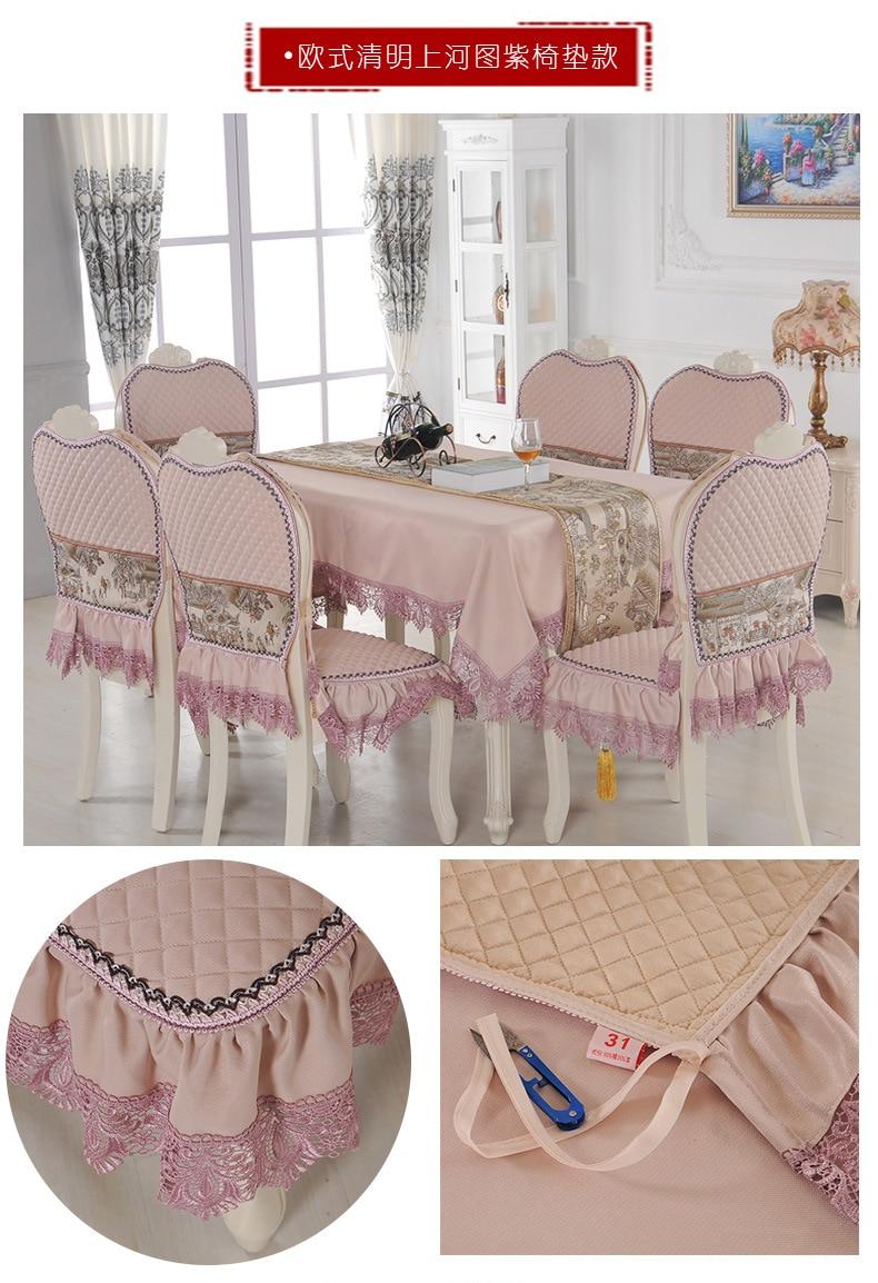 2018 meubles nouvelle table tissu coussins, divers styles YZ500 0916