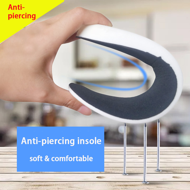 Anti-piercing Insole Stab-resistant Anti-nail  Wear Soft Outdoor Site Anti-puncture Comfortable Insole