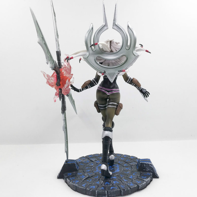 LOL League of Legends figure Action Game Ereliya Model Collection Toy action-figure 3D Game Hero anime party decor Creative Gift 2