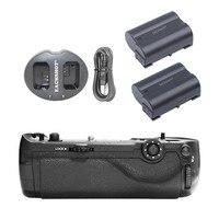 Punho Pixel Vertax D17 Profissional Punho de Bateria para Nikon D500 Compatível com Bateria E Carregador USB Duplo