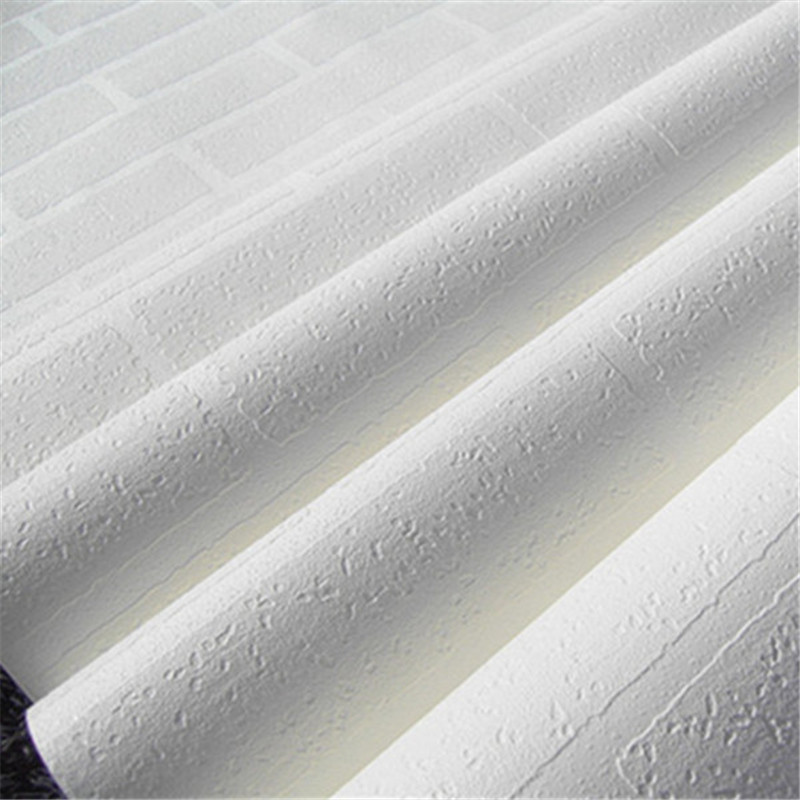 Deep Embossed 3D Brick Wall Paper Modern Vintage Stone Pattern Paper Wallpaper Roll For Living Room Wall Covering Decor WP18 wholesale vintage mural 3d brick stone room wallpaper vinyl waterproof embossed wall paper roll papel de parede home decor 10m