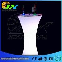 Платные Дистанционное управление подсветкой led бар коктейльный столик открытый паб светящиеся Пластик таблицы
