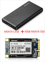 Zheino P3 300G USB3 0 External Aluminum Case Super Speed With MSATA Solid State Drive For