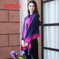 Brand New Fashion Cashmere Scarf Print Letter Pattern Winter Warm Scarves Women Super Large Pashmina Shawls StolesTop Quality