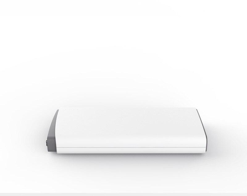 30000 mAh batterie externe avec indicateur LED 18650 Portable batterie externe USB Powerbank chargeur Mobile pour téléphone et tablettes